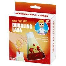 Make Your Own Bubbling Lava Kit - Children's Fun Chemistry Science Experiment