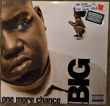 """The NOTORIOUS B.I.G. -12""""- One More Chance / The What METHOD MAN orig shrink"""