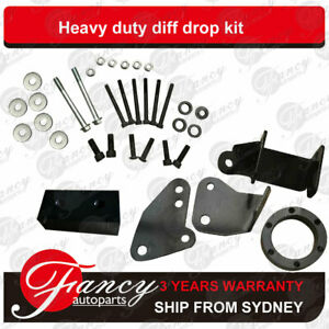 25MM DIFF DROP KIT For FORD RANGER PX PX2  for MAZDA BT50 EVEREST 2012-On