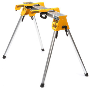15.4 lbs. Heavy Duty Work Stand with Miter Saw Mounting Brackets