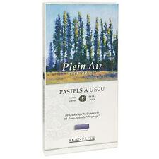 Sennelier 80 Landscape Soft Demi Pastel Box Set. Professional Artists Pastels