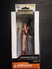 "DC Direct Ame Comi ORIGINAL RELEASE Series 2 Wonder Woman Mini Figure 5.5"""