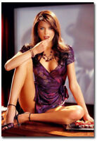 "Cher Stunning Wearing Wings Fridge Magnet Size 2.5/"" x 3.5/"""