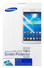 """Original Samsung Galaxy Tab 3 8.0"""" Protector De Pantalla / guard-2 pack-et-ft310ctegww"""