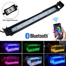 Led Aquarium Light Fish Tank Lamp Marine Extendable Bracket 5054 Rgb Freshwater