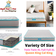 Innerspring Heavy Duty Coil Mattress Spring Comfort Daybed Queen King Twin XL
