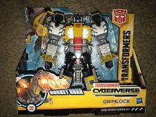 Transformer Cyberverse Ultra Class GRIMLOCK Hasboro New