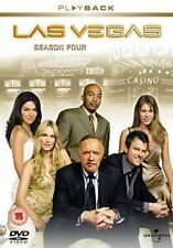 LAS VEGAS - SEASON 4 - DVD - REGION 2 UK
