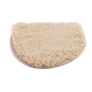Hot Sale Absorbent Soft Bath Mat Carpet Rugs Toilet Bathtub Room  Foot Floor Mat