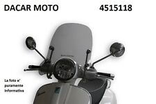 4515118 pare-brise FUMÉE' CLAIR sp.3 VESPA GTS Super 125 c.-à- 4T LC MALOSSI
