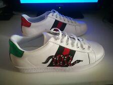 Scarpe Sneaker Gucci Ace con ricamo