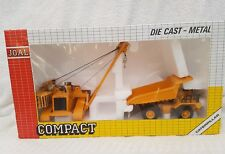 joal compact caterpillar pipe layer and dump truck set ref 381