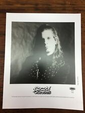 1991 SONY MUSIC EPIC ORIGINAL OZZY OSBOURNE PRESS RELEASE PHOTO