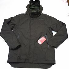 $279 North Face Men's  Thermoball Trench Jacket Medium Rosin Green NEW