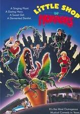 LITTLE SHOP OF HORRORS Jack Nicholson, Jonathan Haze, Mel Wells DVD NEW