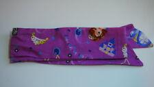 Baby Bowknot Headband Purple Qty 1 Photo Prop Bow Toddler Princess Castle