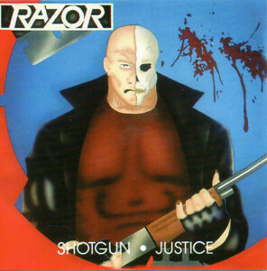 Razor - 1990 - Shotgun Justice