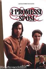 I PROMESSI SPOSI Alessandro Manzoni Nuova ERI 1989 Letteratura Televisione RAI