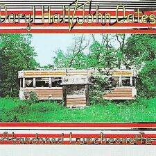 Abandoned Luncheonette by Daryl Hall & John Oates (CD, 1973, Atlantic (Label))