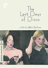 The Last Days of Disco (DVD, 2009, Criterion Collection)