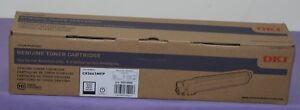 Genuine OKI CX3641MFP (42918988) Black Toner Cartridge for CX3641 -- New Sealed