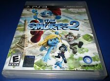 The Smurfs 2 PS3  Factory Sealed!! Free Shipping!!