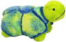 "Glow Pet 16"" Tortue Soft Pillow Pet LUMINEUX VEILLEUSE Couette Love Sleep NEUF"