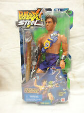 Mattel Max Steel Python Fighter O3
