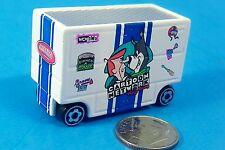 TYCO Hot Wheels NASCAR HO Slot Car PIT CREW TOOL BOX WAGON CARTOON NETWORK ASTRO