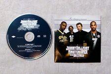"""CD AUDIO MUSIC / JOHNNY HALLYDAY, MISTÈRE AMER FEAT. DOC GYNÉCO """"LE TEMPS PASSE"""""""