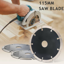 115mm Angle Grinder Plunge Saw Blade For Wood Plastic Cut Cutting Blades Disc