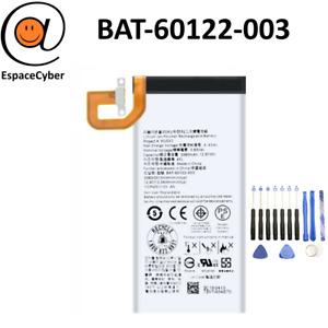 Batterie BAT-60122-003 compatible Blackberry Priv STV100-4 HUSV1 3360 mAh