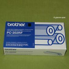 Brother pc-202rf 2 franjas de colores para fax 1010 1020 1030 1170 1270 1770 mfc1025 nuevo!