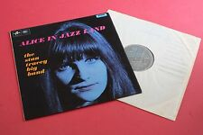 Stan Tracey Big Band Alice in Jazz Land Columbia UK 1st Press Mono SX 6051 LP