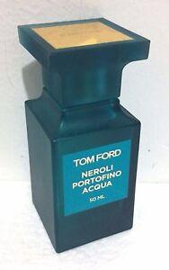 Tom Ford NEROLI PORTOFINO ACQUA unisex 50 ML, 1.7 fl.oz EDT, NO BOX.