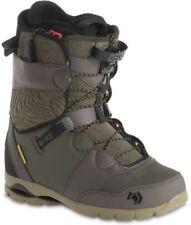 Chaussures de neige marron