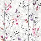 Muriva Wallpaper 4 X Rolls Eden Pink 102550