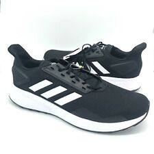 Adidas Duramo 9 Running Shoes Sneakers Mens SIZE 11.5 NEW BB7066 Athletic Sport