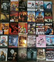 Mystery Movie Box Bundle 30 DVD Movies Action Drama Classics Horror Children's