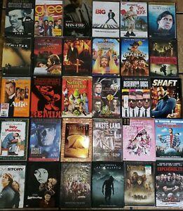 Mystery Movie Box Bundle 30 DVD Movies Action Drama Classics Horror Children's