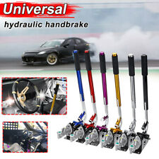 Universal Hydraulic Horizontal Drift E-Brake Racing Parking Handbrake Lever Gear