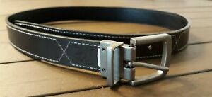 KH Boys Reverse Back and Brown Belt with Silver Buckle