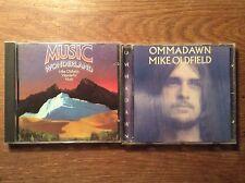 Mike Oldfield [2 CD Alben] Music Wonderland  + Ommadawn