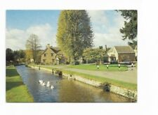 Lower Slaughter : with its clear stream & tranquil setting