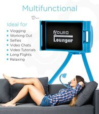 Aduro Lounger Universal Adjustable Neck Cell Phone Mount Blue UNI-LNH-06