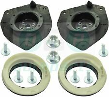 FOR RENAULT MEGANE MK2 SCENIC MK2 2 FRONT SUSPENSION TOP STRUT MOUNTS & BEARINGS