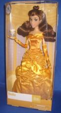 DISNEY STORE PRINCESS BELLE BEAUTY & THE BEAST CLASSIC BARBIE DOLL COLLECTION