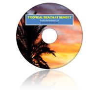 Relaxation CD - Tropical Beach at Sunset, Sleep Meditation Stress Unwind Chill