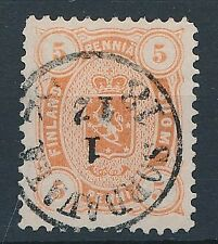 [6146] Finland 1875-81 good stamp very fine used with nice cancel
