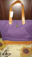 JOY Smart & Chic Expandable Canvas Tote with RFID